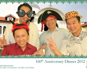 6.SJI 160th Anniversary Dinner