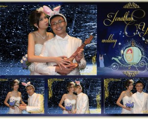 91.Jonathan & Yixin Wedding