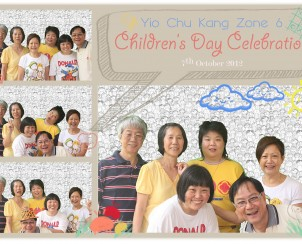92.YCK Zone 6 RC Children Day Party