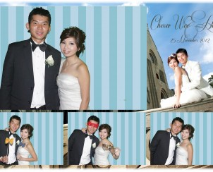 971.Cheow Wee and Huimin Wedding